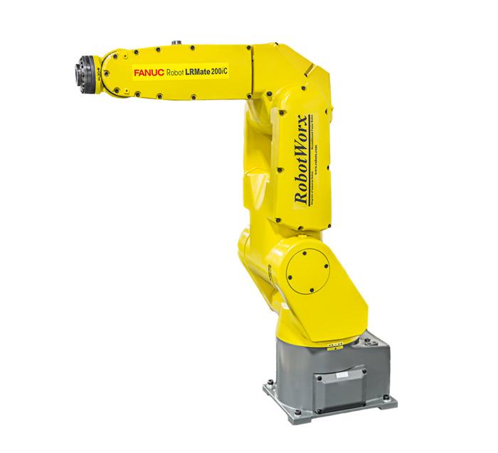 机器人_LR-Mate-200iD